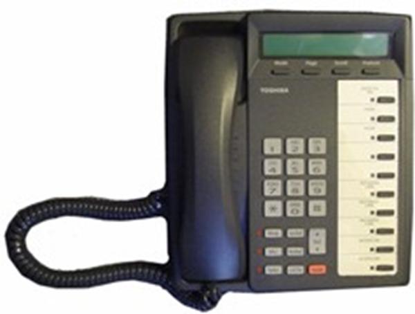 Phone Systems - toshiba-dkt-3010sd-phone